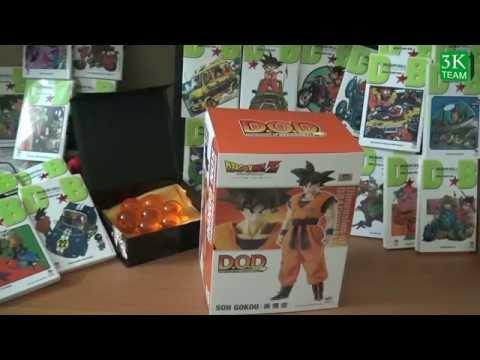 Đập hộp Figure Son Goku