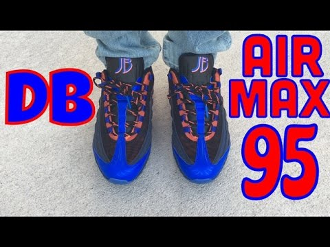 innovative design 826eb c7972 Nike Air Max 95 DB