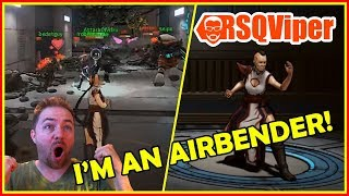 BE AN AIRBENDER! New game is pretty baller - TUEBOR