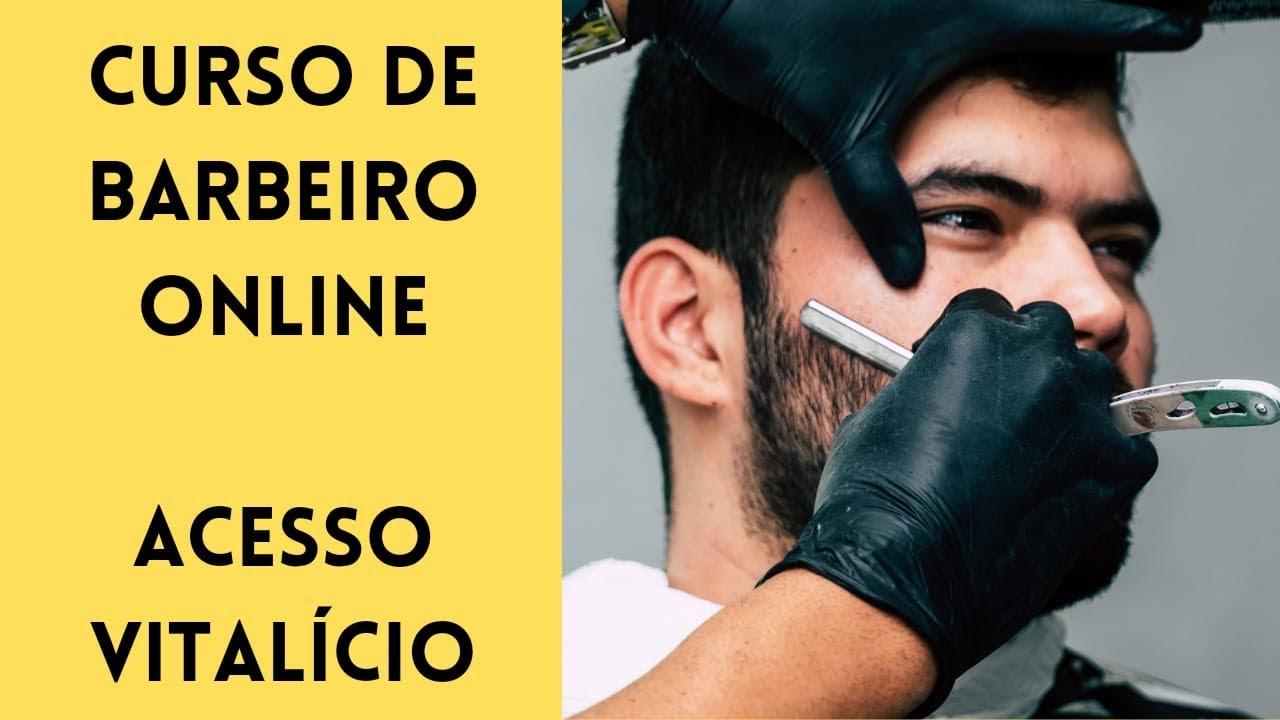 Curso Barbeiro Online Mr Virtus Com Acesso Vitalicio Youtube