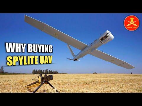 Why India Is Buying SpyLite Mini UAV System? Indian Army SpyLite Mini-UAS - Explained (Hindi)
