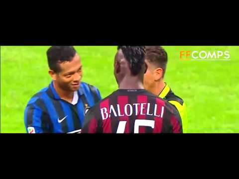 Mario Balotelli vs Inter Milan Ac Milan Debut 13⁄09⁄2015 HD by FFCOMPS