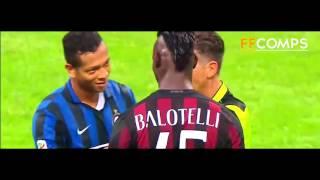 Mario Balotelli vs Inter Milan Ac Milan Debut 13⁄09⁄2015 HD by FFCOMPS
