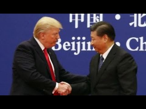 Trump administration, China near trade deal