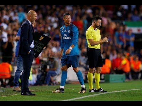 Cristiano Ronaldo banned for five matches 😢😢😢