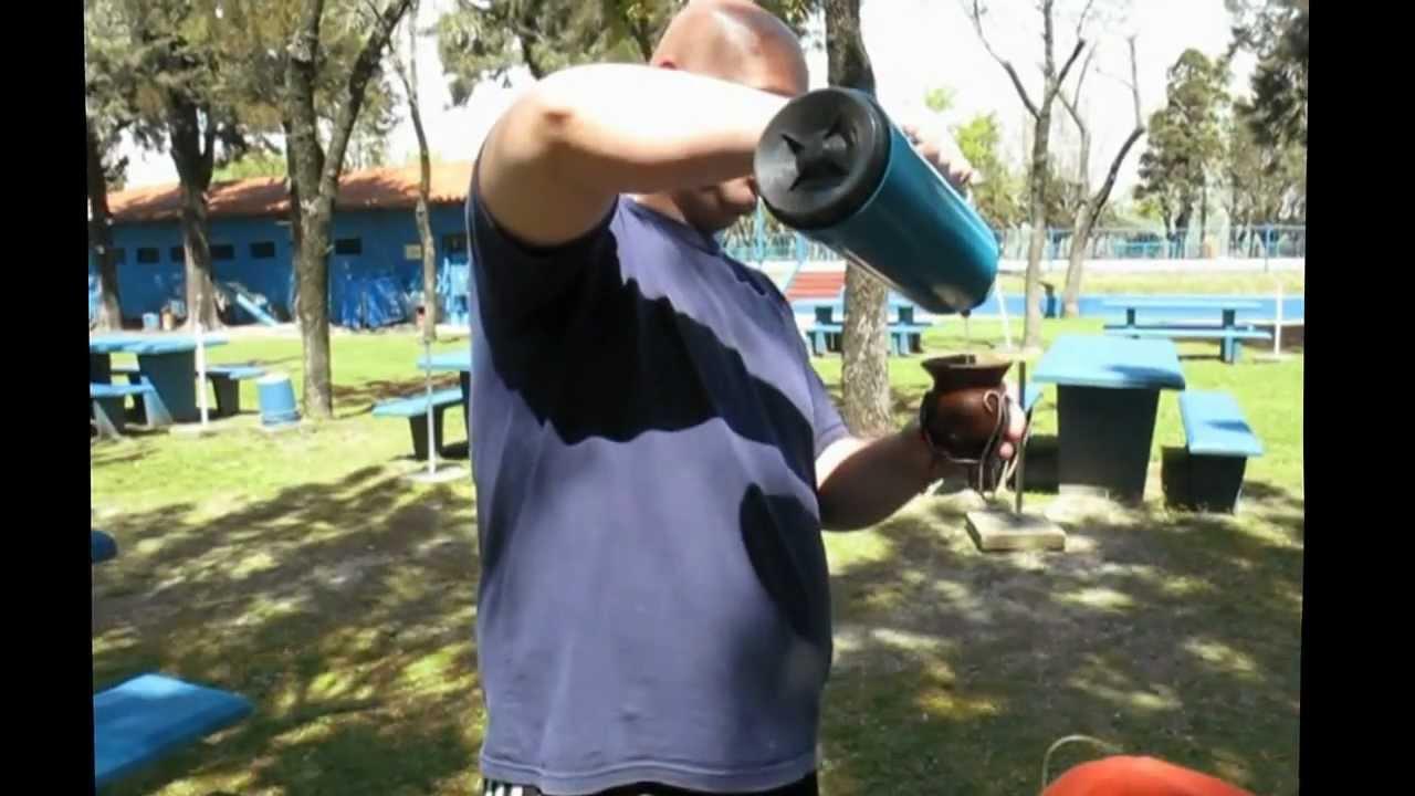 Мате - национальный напиток Аргентины