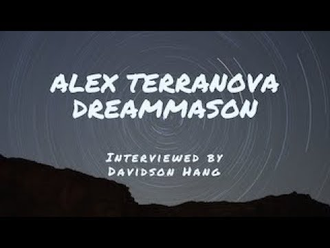 Alex Terranova interviewed by Davidson Hang