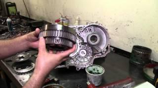 09G - TF60SN Transmisión Automática - Parte - 2