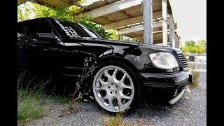 "Mercedes Benz S600 W140 ""BRABUS"""