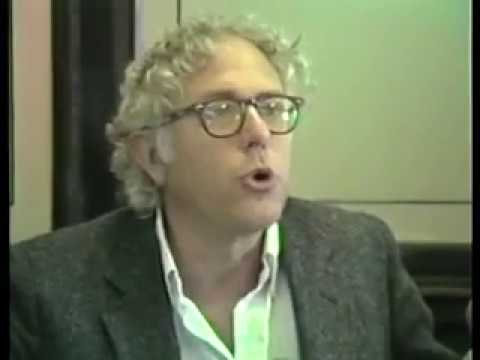 Bernie Sanders on Patriotism and the American Flag (1986)