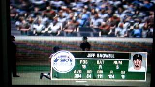 All-Star Baseball 2000-Houston Astros vs. Chicago Cubs