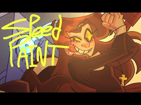 [SPEEDPAINT] Possessed Mabel - Gravity...
