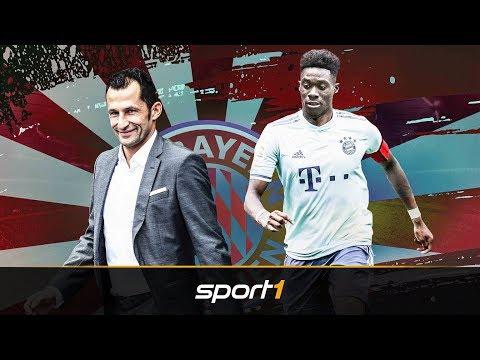 Davies-Transfer fix: Das ist das neue Wunderkind des FC Bayern | SPORT1