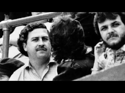Pablo Escobar worked for CIA – son, biographer