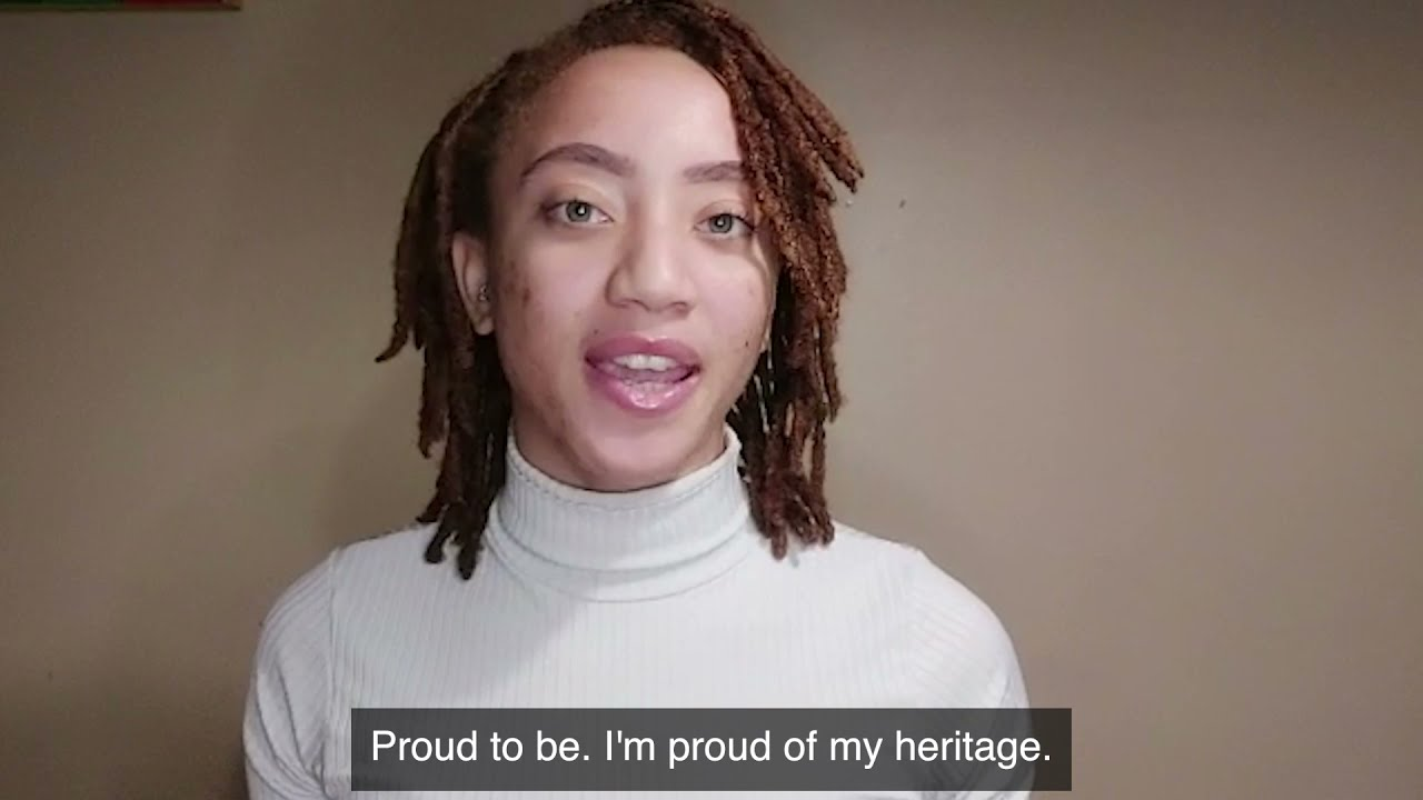 VIDEO: Derrion Thompson - Proud to Be Poem
