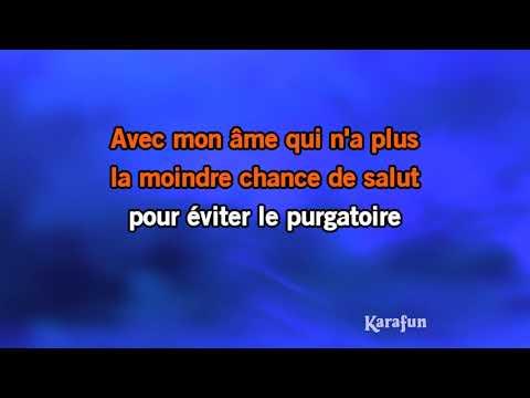 Karaoké Le métèque - Georges Moustaki *