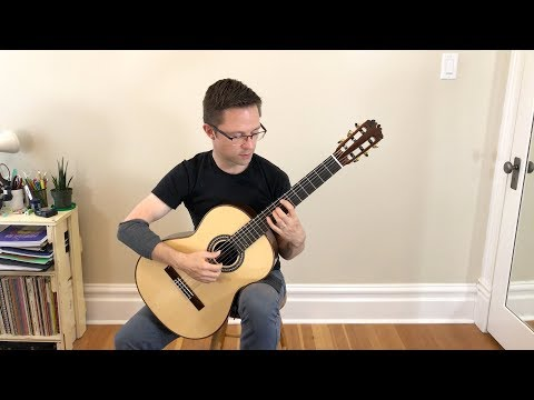 Lesson & Free PDF: Asturias (Leyenda) by Albeniz for Classical Guitar