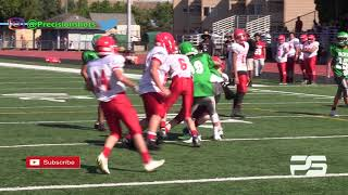 Pacific Vikings vs. Sylvester Wildcats Middle School Highlight Reel 2019