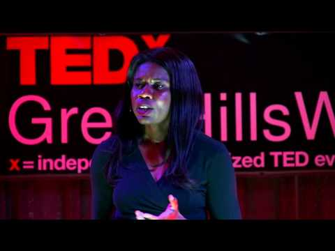 Freedom to be the ABW - The Angry Black Woman | Lisa Fritsch | TEDxGreatHillsWomen