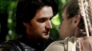 Robin Hood/Guy of Gisborne - slash & crack (dedicated to jadey36)