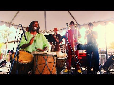 Eyi Su Ngaangaa - Chopteeth Afrofunk Big Band live
