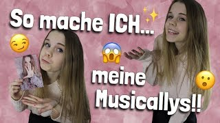 FOTOTRANSITION?!😮So mache ICH meine Musicallys!🙈//Looskanal