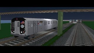Roblox: BMT Free Drive, Testing the Scripted R160