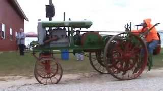 Lesser known rare antique tractors at Geneseo Illinois 2014