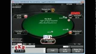 No limit cash - основы часть 1 (Potra1der NL10)