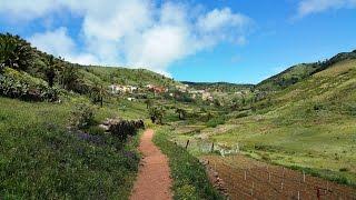 La Gomera - Wandern Teil 1 - hiking La Gomera