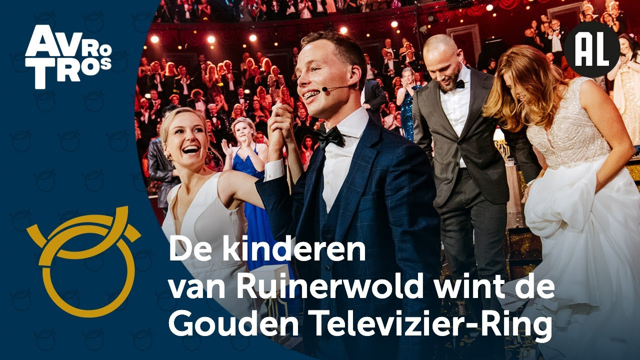 Download De Kinderen van Ruinerwold wint de Gouden Televizier-Ring 2021   Gouden Televizier-Ring Gala 2021 🌟