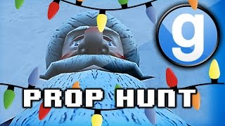 garry s mod prop hunt funny moments christmas edition ace fails and epic round