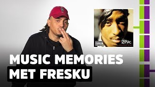 Fresku: 'We hadden bandana's, Britain-kettinkjes en jointjes' | Music Memories #15