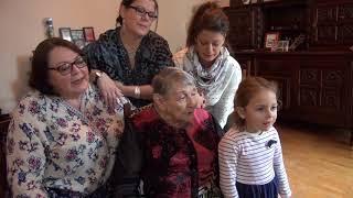 A Pau, une Fête des mères avec 5 générations réunies