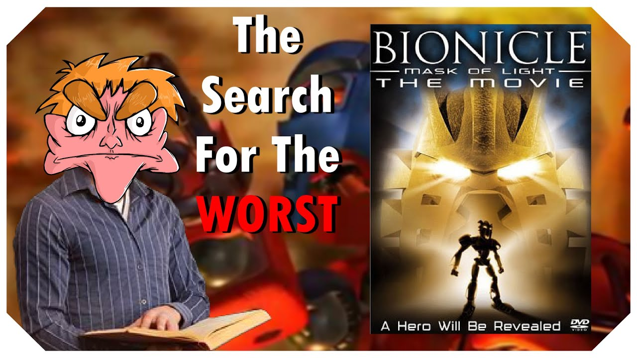 Bionicle: Mask of Light - The Search For The Worst - IHE