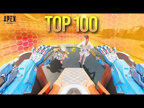 TOP 100 APEX LEGENDS FUNNY WTF FAIL MOMENTS #2