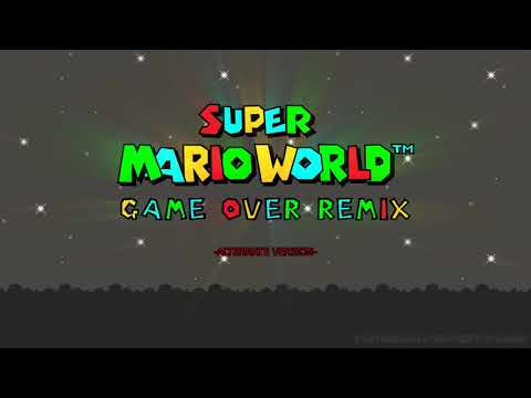 SMW Game Over Remix Alternate Version (Endscreen Part Extended)