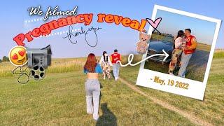 We Drove to Colorado & Filmed Blanca and Jonathan's Pregnancy Reveal📹   GABBI & GABBE