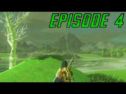 Legend Of Zelda: BotW Ep. 4 - Finding Mittens