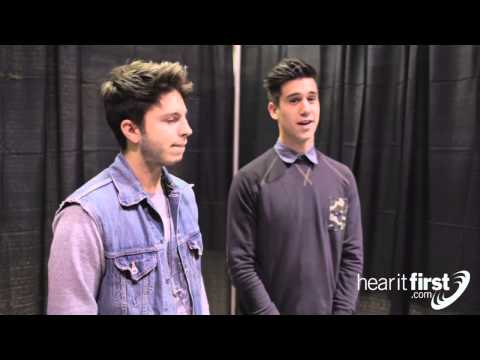 Capital Kings talk about Winter Jam 2013