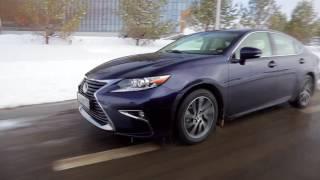 Тест драйв Lexus ES200 // АвтоВести 248