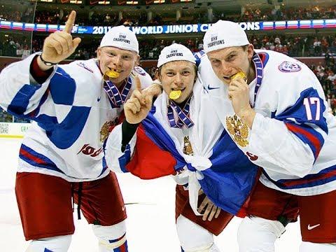 Россия - Канада ФИНАЛ  Молодежный чемпионат мира 2011 Обзор матча