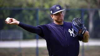 Dellin Betances to start 2019 season on Injured List