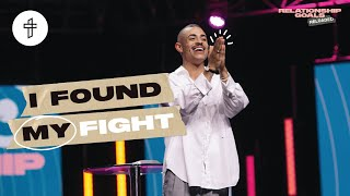 I Found My Fight // (Charles Metcalf)