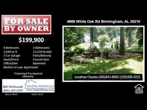 4 Bedroom House for Sale near Liberty Pk Elementary School in Birmingham AL