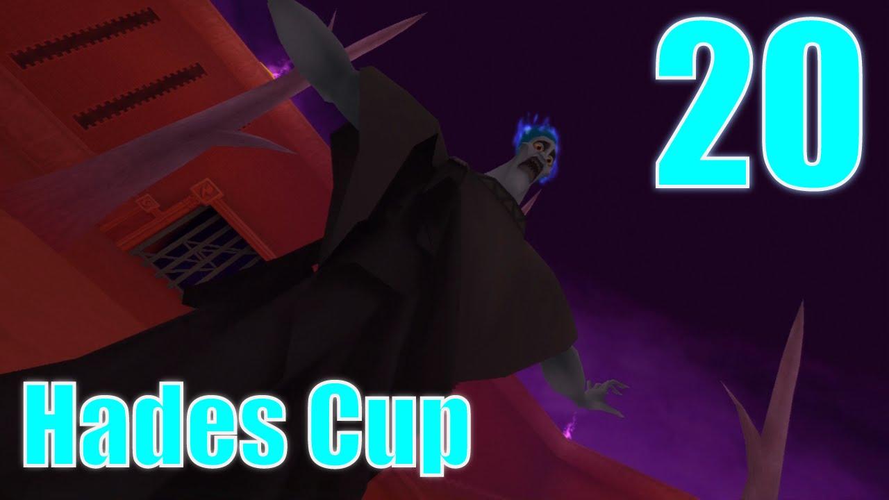 Kingdom Hearts Hades Cup