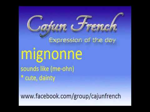 Cajun French - Daily Graphic - Part 13