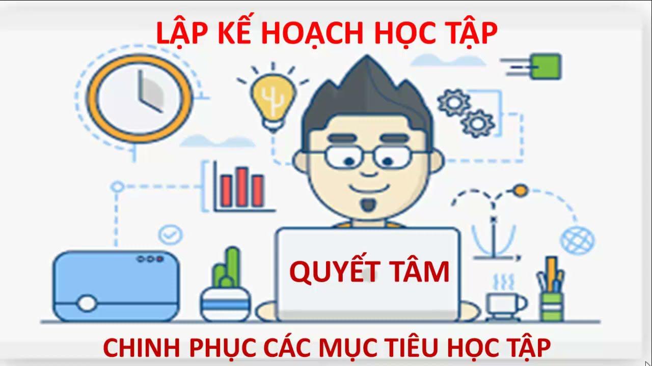 Lập kế hoạch học tập|lên kế hoạch học tập|hockieuta