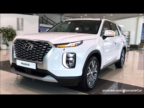 Hyundai Palisade HTRAC 3.8 2019 | Real-life review