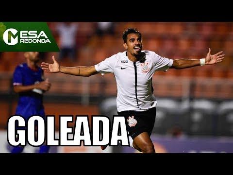 São Caetano 0x4 Corinthians | Gol De Dutra E Dourado Ainda Pode Vir - Mesa Redonda (21/01/18)